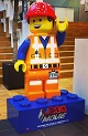 Lego HQ Emmet Display Larger than 19 inches