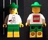 LEGO Official Inside Tour 2018 Exclusive Minifigure