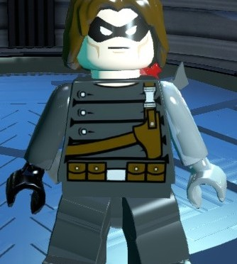 Lego Winter Soldier Minifigure Spotted in the wild – Official