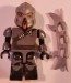 Kreo Star Trek Klingon with stripes in chest Minifigure A4879