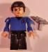 Kreo Star Trek Spock Minifigure 31491-12