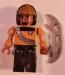 Kreo Star Trek Worf Minifigure 31491-13