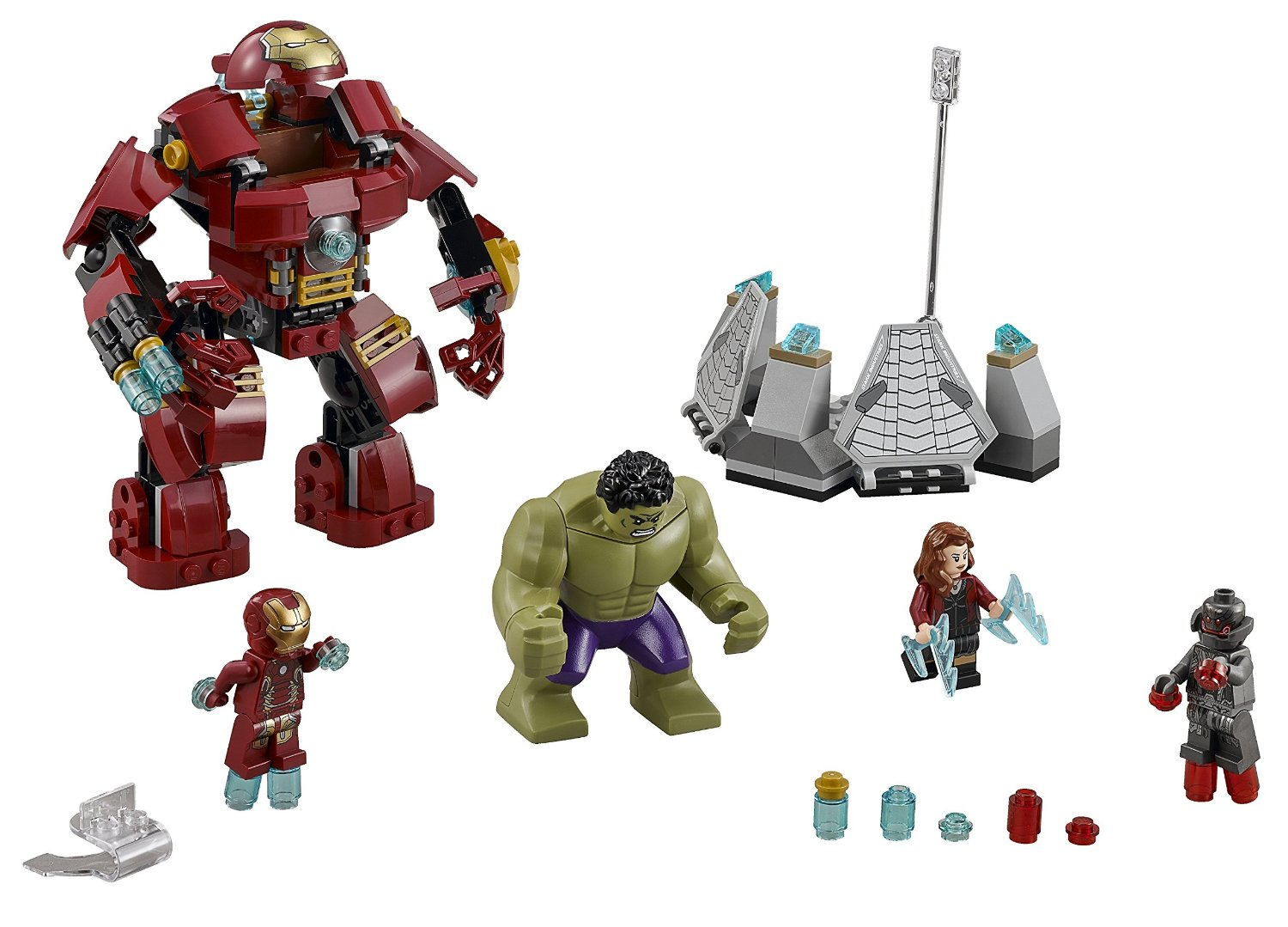 New Summer Lego Marvel Set Images and Minifigures Posted ...