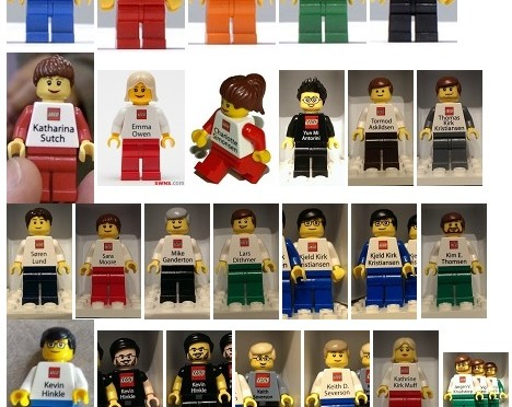39 different lego employee minifigure business cards minifigure 39 different lego employee minifigure business cards minifigure price guide colourmoves Image collections
