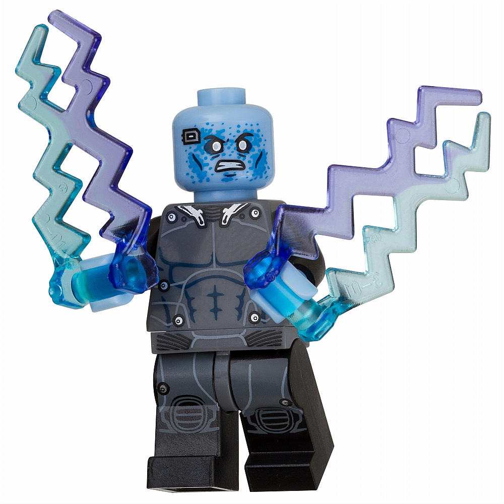 Lego super heroes electro 5002125 is now listed on toysrus us site minifigure price guide - Lego spiderman 2 ...