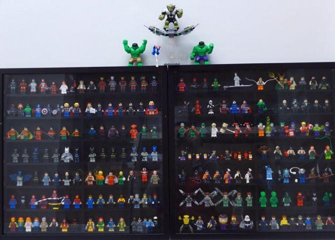 Super Hero Minifigures LEGO