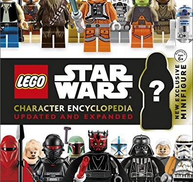DK Books – LEGO Star Wars Character Encyclopedia: Updated and Expanded Exclusive Minifigure Revealed