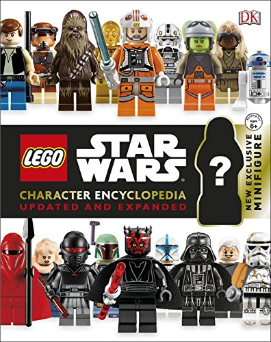 Star Wars Character Encyclopedia Exclusive Character Revealed