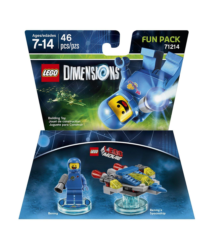 Lego Dimensions Fun Pack Dc Wonder Woman Lego Dimensions Fun Pack ...
