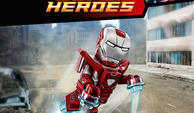 Gamestop Marvel Avengers Pre-Order Bonus Exclusive Silver