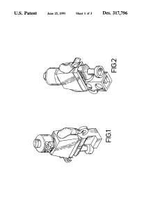 Lego 317796 Patent Page 1