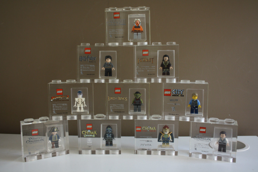 TT Games y LEGO, una larga historia