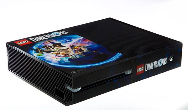 Sdcc 2015 xbox one limited edition consoles include lego for Consolle lago