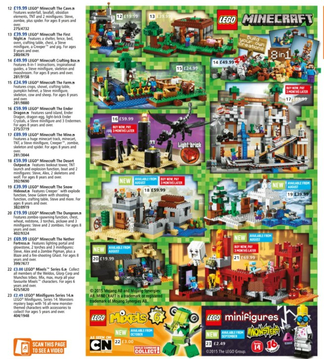Argos Fall Summer Fall Catalog 2015 Page 10
