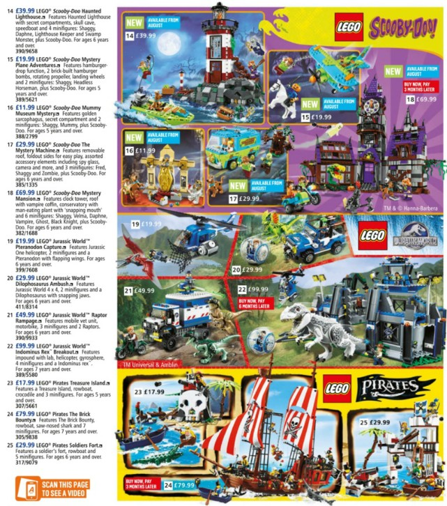 Argos Fall Summer Fall Catalog 2015 Page 6