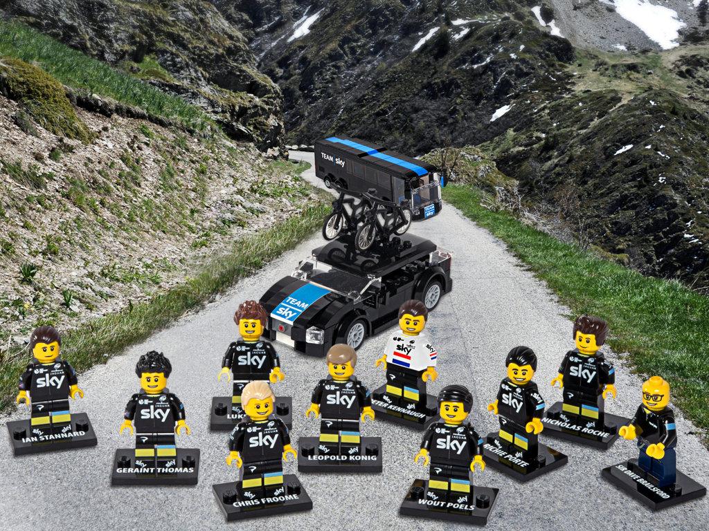 Lego 2015 Tour De France Super Exclusive One Off Lego