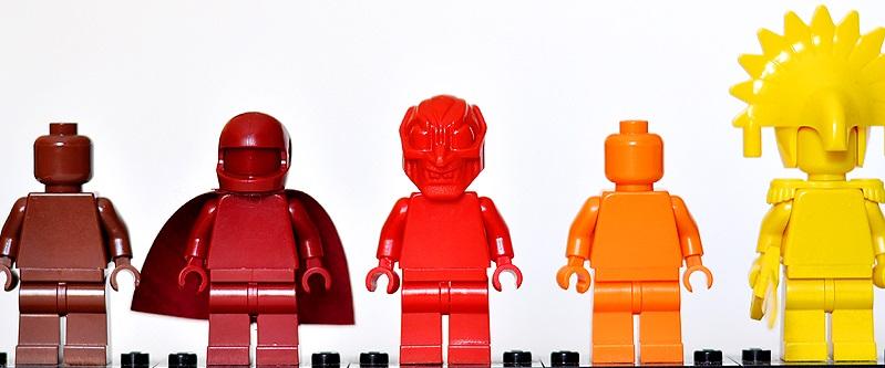Lego Spiderman Malvorlagen Star Wars 1 Lego Spiderman: Lego Prototype Red Test Green Goblin Spider Man Mask