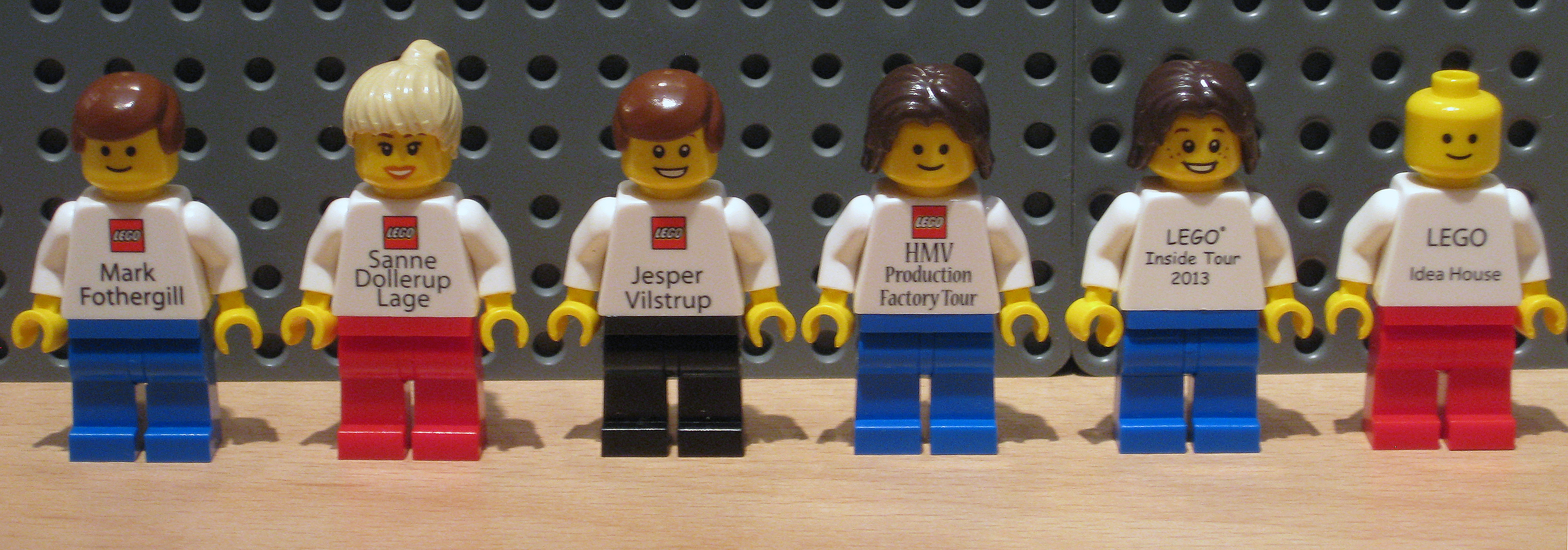 Three more employee business cards minifigure images found ...