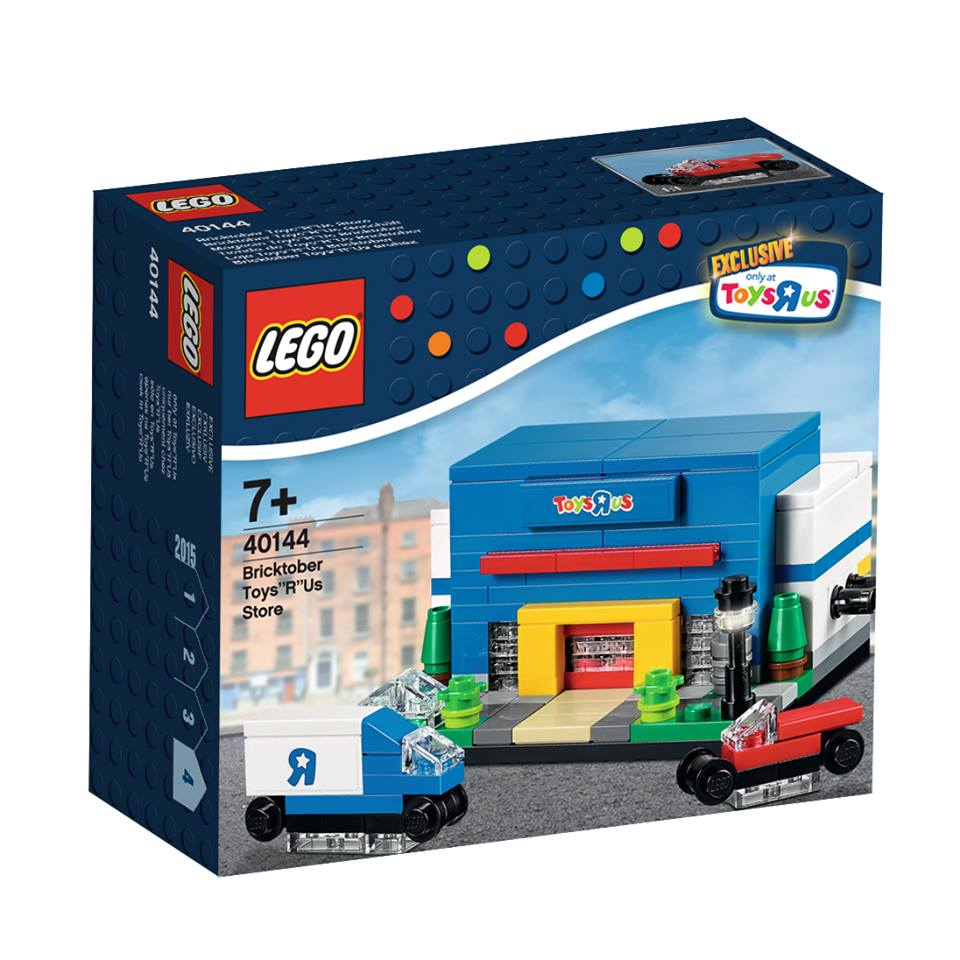 Lego Sets At Toys R Us : Lego new mini modulars from toys r us
