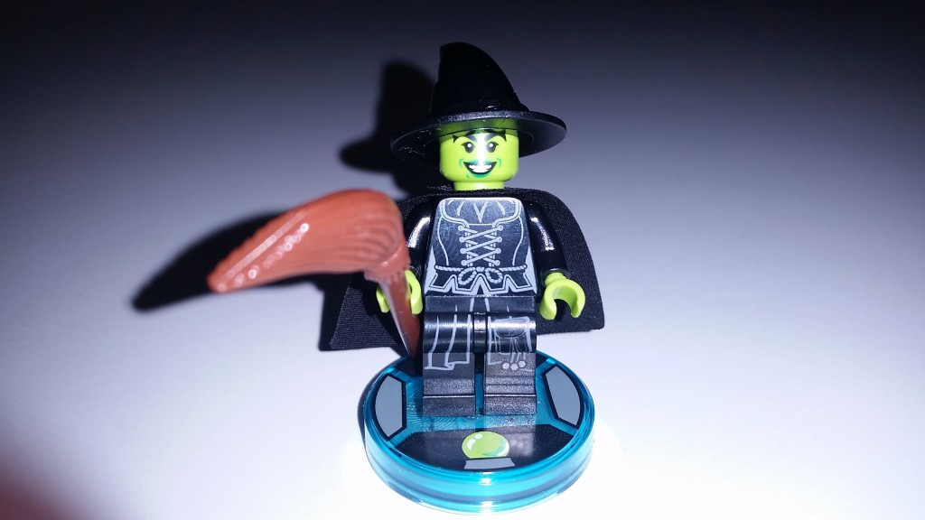 Lego Dimensions Wizard of Oz Witch