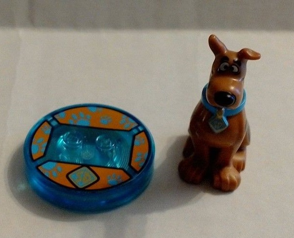 Scooby Dimensions Off of Base