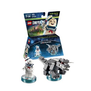 lego dimensions ghostbusters 71233 Stay Puft Marshmallow Man Minifigure