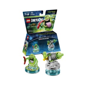 lego dimensions ghostbusters 71241 Fun Pack Slimer Minifigure