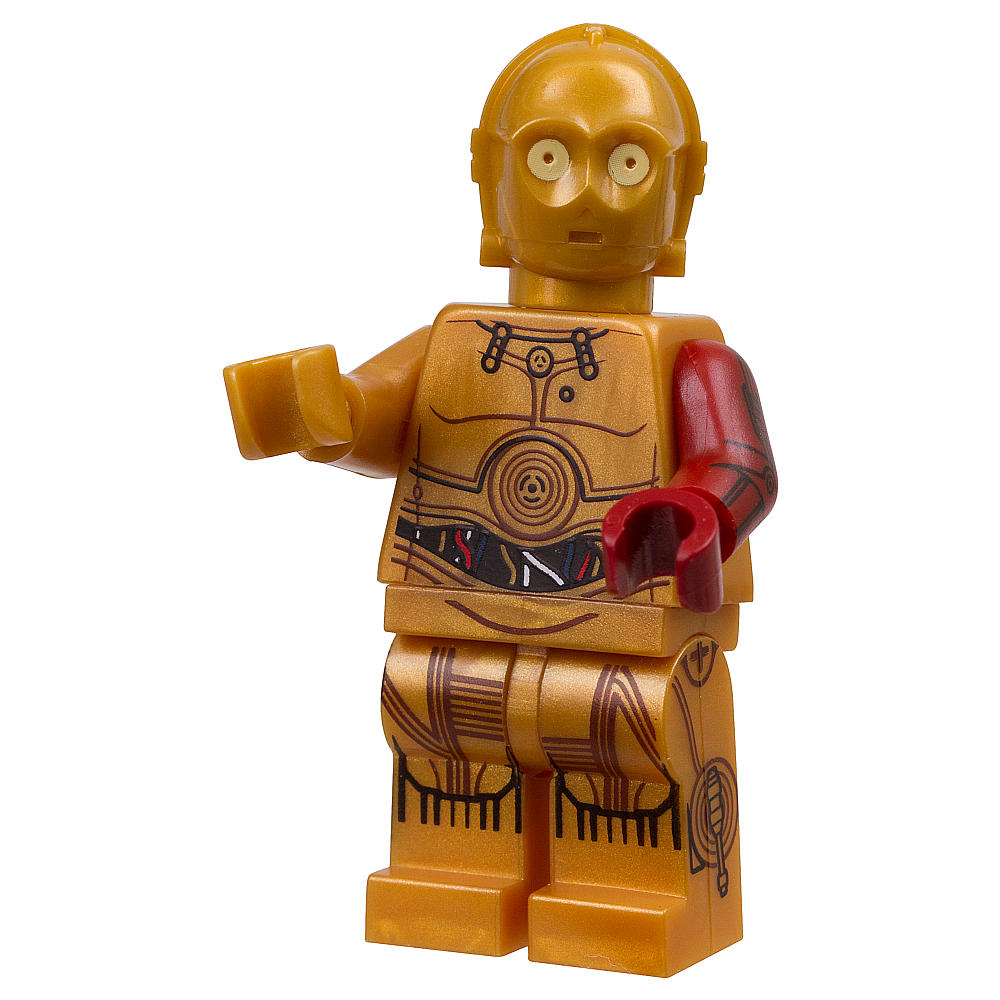 5002948 Red Armed C-3po hi resolution photo