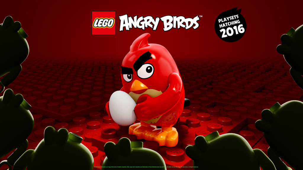 Lego Angry Birds 75826 75821 75822 75823 75824 Red