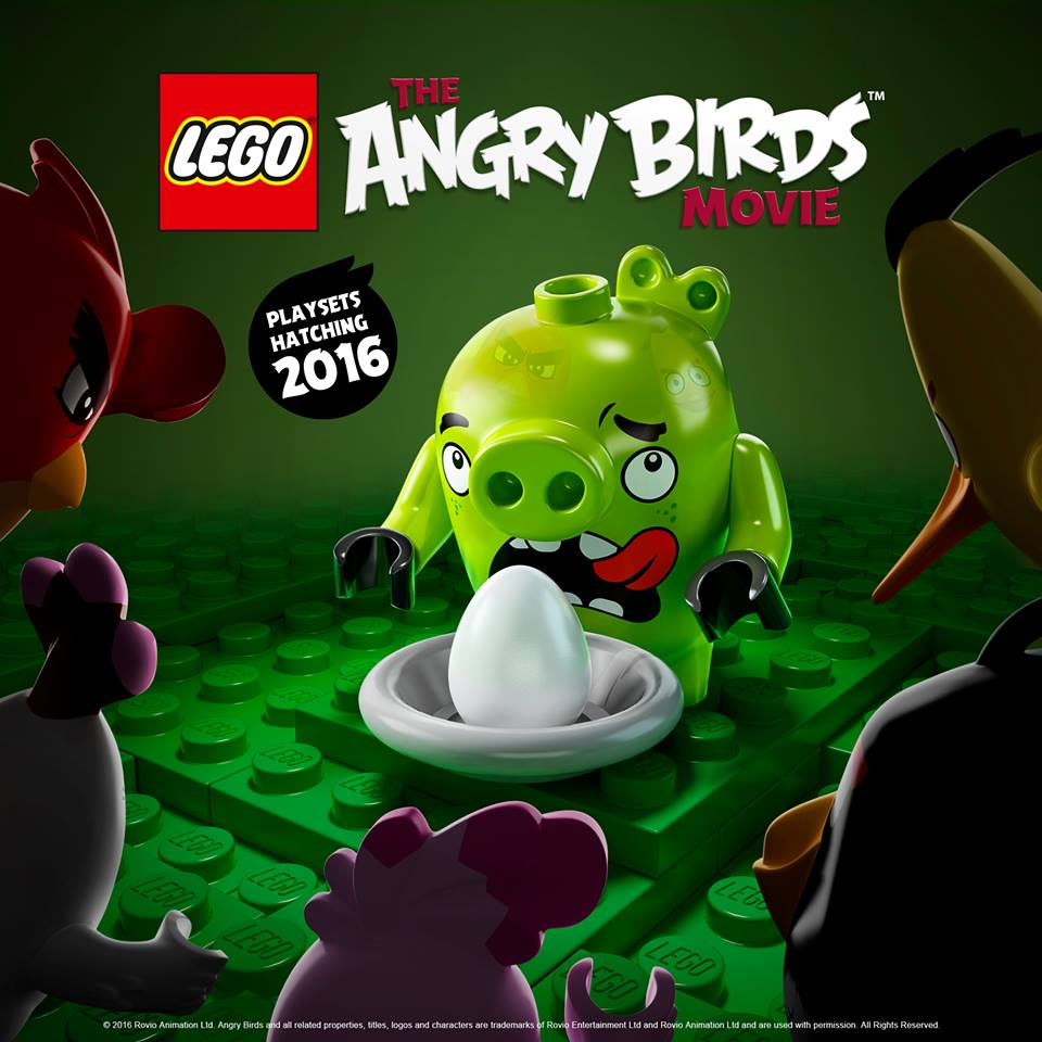 Lego Angry Birds 75826 75821 75822 75823 75824