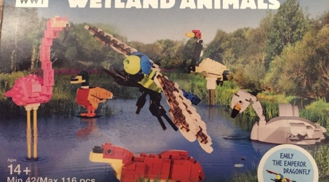 Lego Certified Professional Limited Edition Wetland Animals – 6 different sets