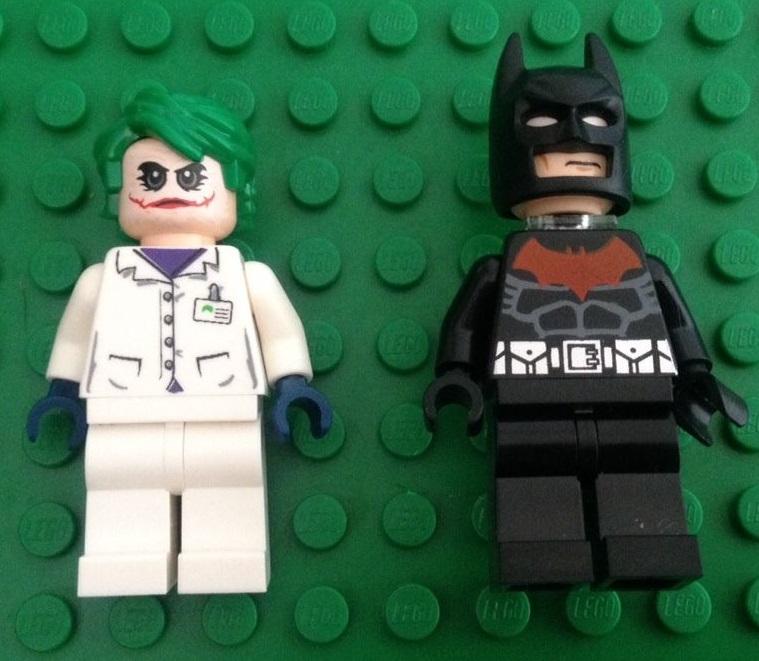 Lego DC Batman and Joker figures may still be a fake | Minifigure ...