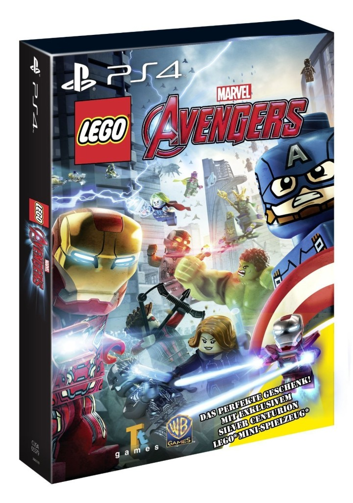 amazon de free silver centurion with the marvel avengers video game
