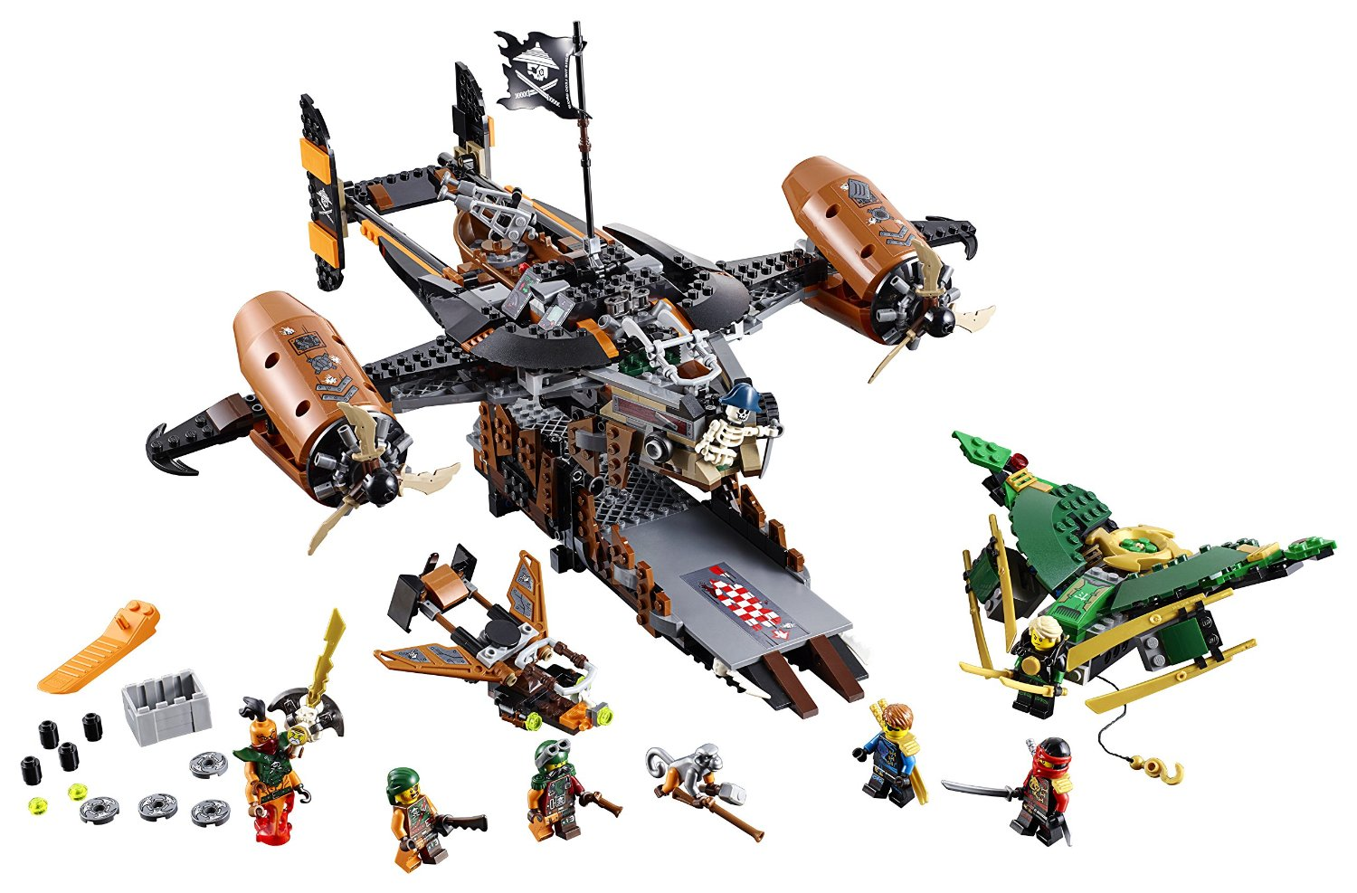Brickpicker is the top resource for LEGO investing, LEGO collecting, LEGO sales/deals & LEGO Reviews. Our LEGO Price guide provides values of new/used LEGO sets.
