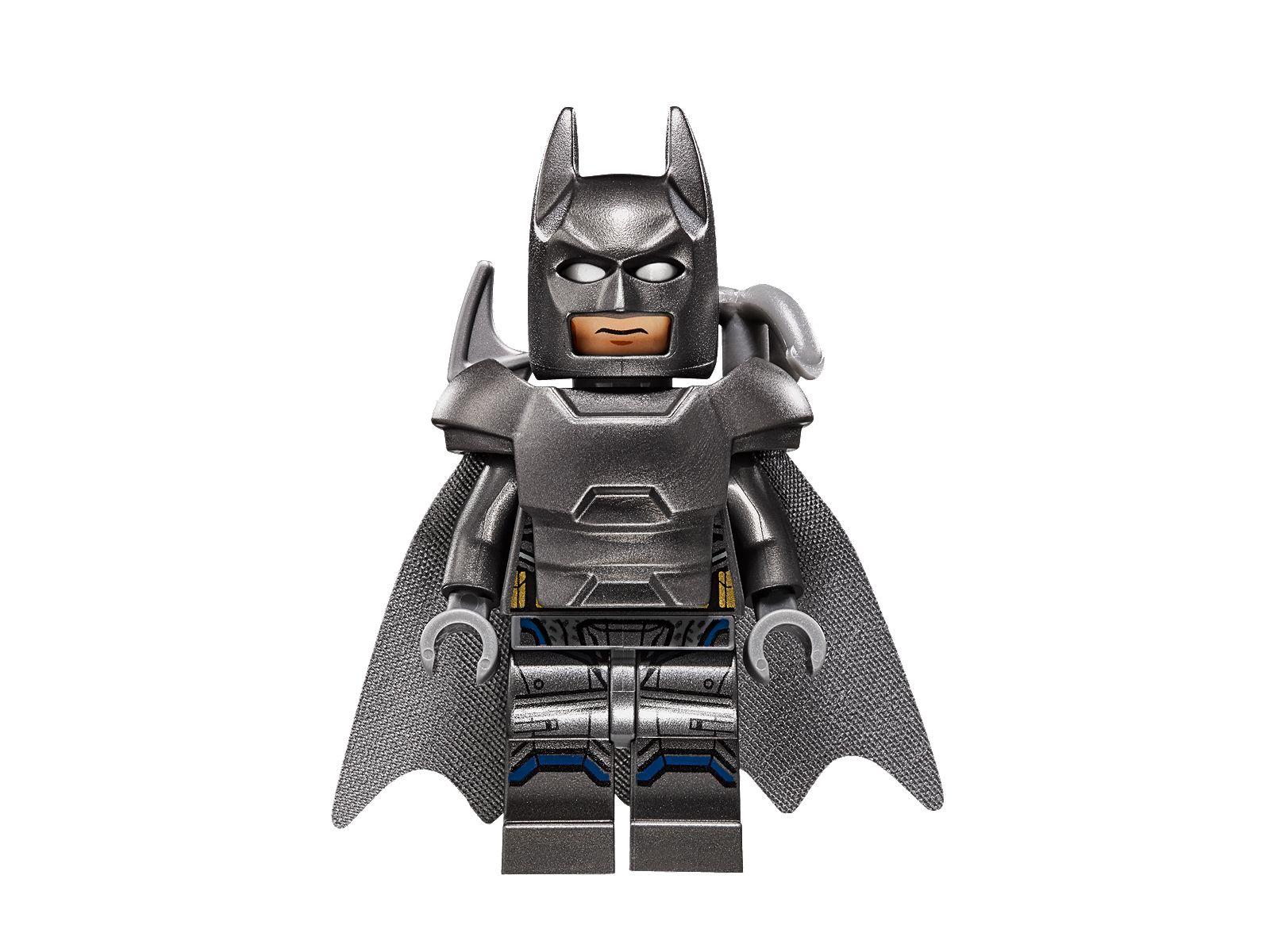 Lego Web Site Posted Official Images of Batman V Superman ...