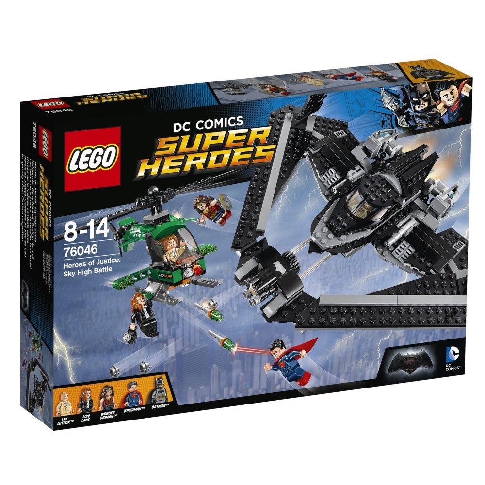 2016 Lego Batman vs Superman Dawn Of Justice LEGO积木图片