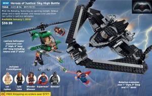 Lego DC Superheroes Sky High Battle