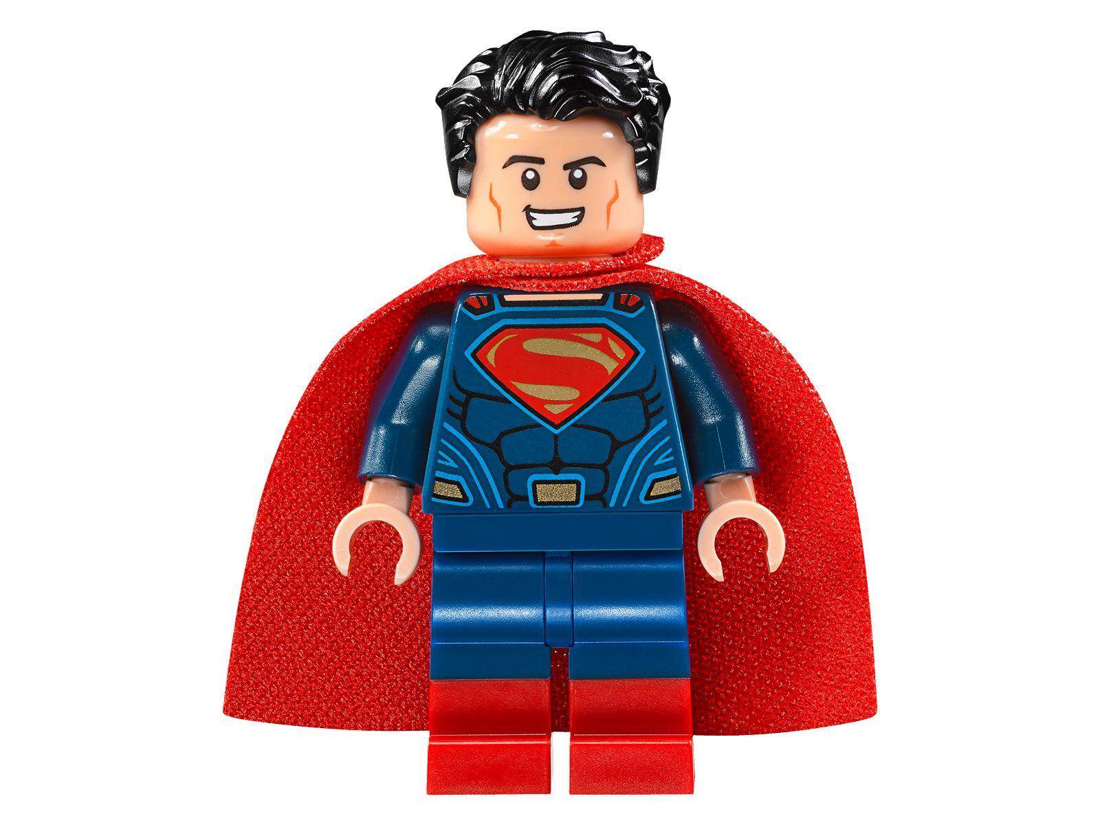 Lego web site posted official images of batman v superman - Logo super heros ...