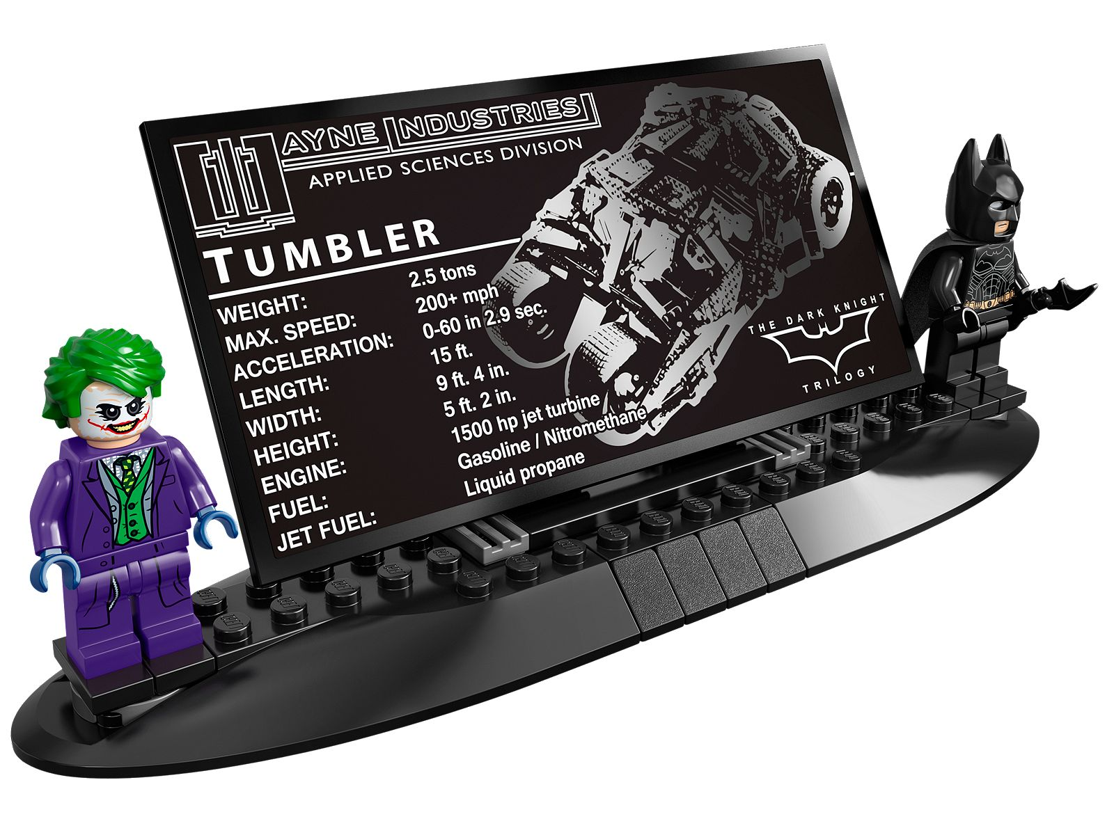 Lego Batman Tumbler Retiring Soon - Minifigure Price Guide