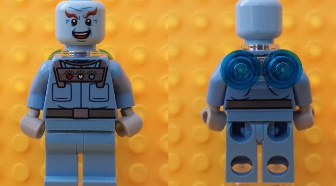 Mr Freeze From 1966 Lego Batman Batcave Set Coming In 2016