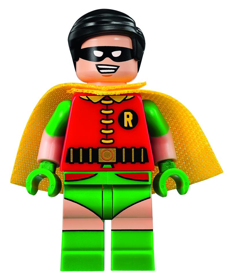Lego dc comics super heroes classic batcave 76052 images - Logo super heros ...