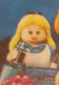 Lego 71012 Collectible Minifigures Disney Series Alice Minifigure