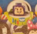 Lego 71012 Collectible Minifigures Disney Series Buzz Lightyear Minifigure