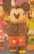 Lego 71012 Collectible Minifigures Disney Series Mickey Mouse Minifigure