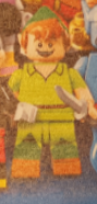 Lego 71012 Collectible Minifigures Disney Series Peter Pan Minifigure