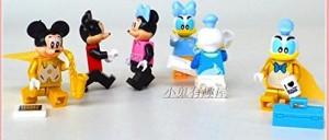 Lego Custom Disney Figures