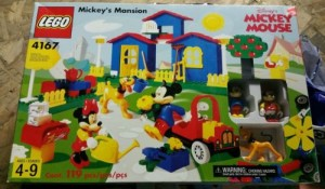 Lego Disney Pluto