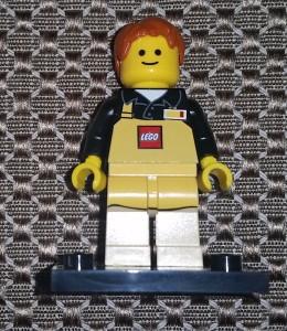 Lego KidsFest Minifigure