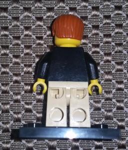 Lego KidsFest Minifigure Back