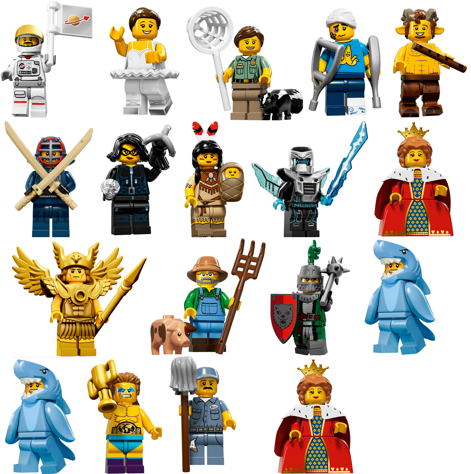 Lego Series 15 is now available on the Lego Shop at Home ...
